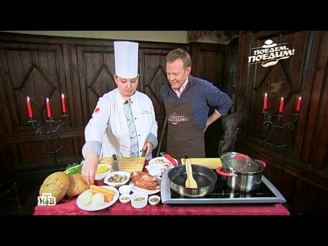 Выборг обед с рыцарями, целебная вода и гороховый суп по стародавнему рецепту