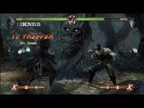 Mortal Kombat 9 Noob Saibot Combos ( комбо видео от MKNBB )