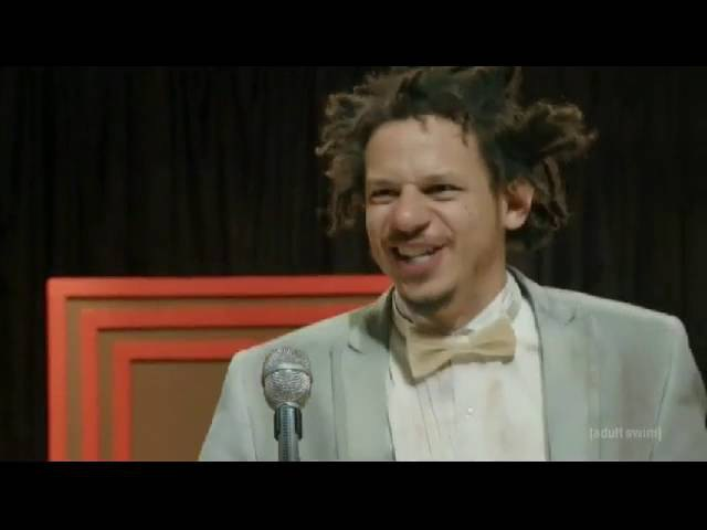 The Eric Andre Show - Words Punchline, Magic Atheism