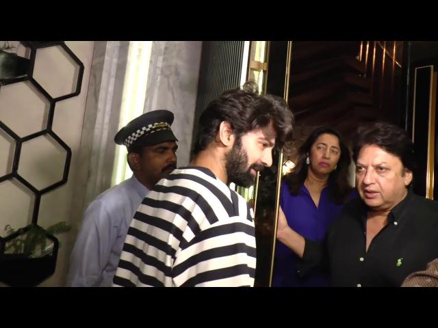 Barun Sobti ❤❤ At Arth Mumbai 25th Nov 2017