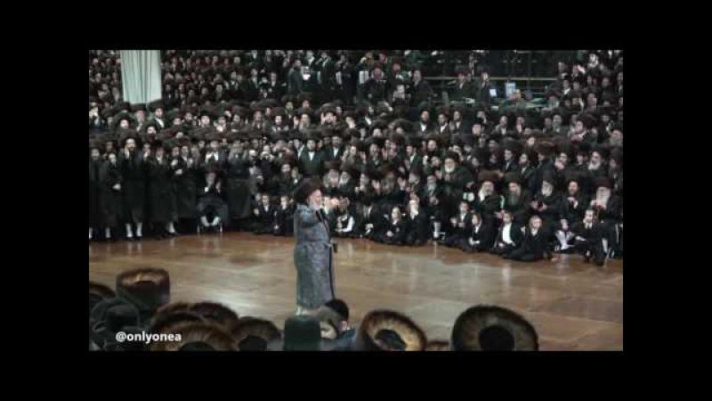 Mitzvah Tantz Bobov Wedding (2017)