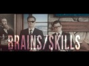 Kingsman brains skills