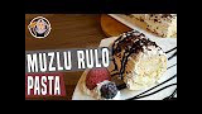 Muzlu Rulo Pasta Tarifi   Hatice Mazı ile Yemek Tarifleri