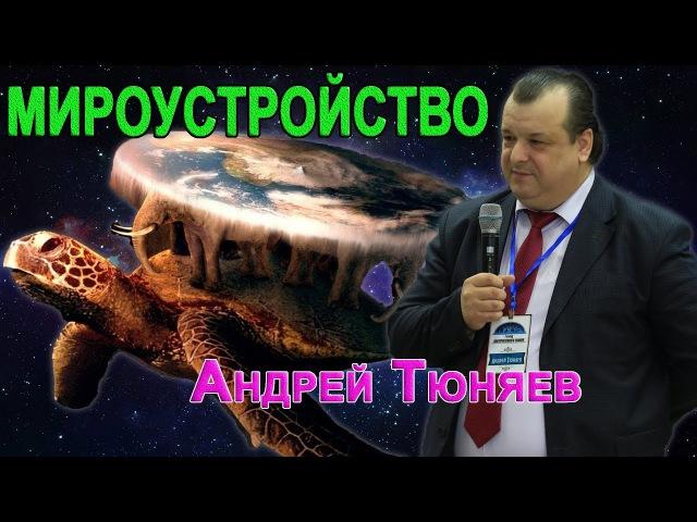 Мироустройство. Андрей Тюняев