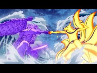 [WAT Studio] Наруто: Ураганные Хроники 476-477 серия / Naruto Shippuden 476-477 episode [AnubiasDK]