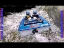 RC CWR NQD Tear Into Jet Boat in BlueRock Creek