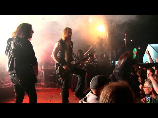 TESTAMENT live At Dokk'em Open Air Festival 2016