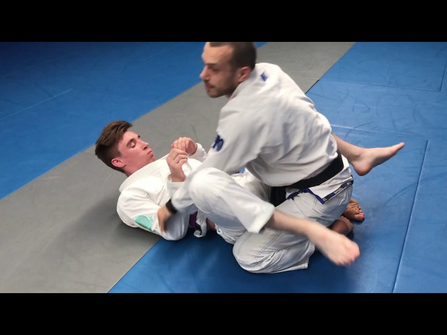 Recovering Posture and Openning the Closed Guard when your Opponent has an Overhook