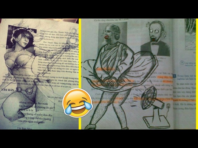 Hilariously Defaced Textbooks That Are So Brilliant