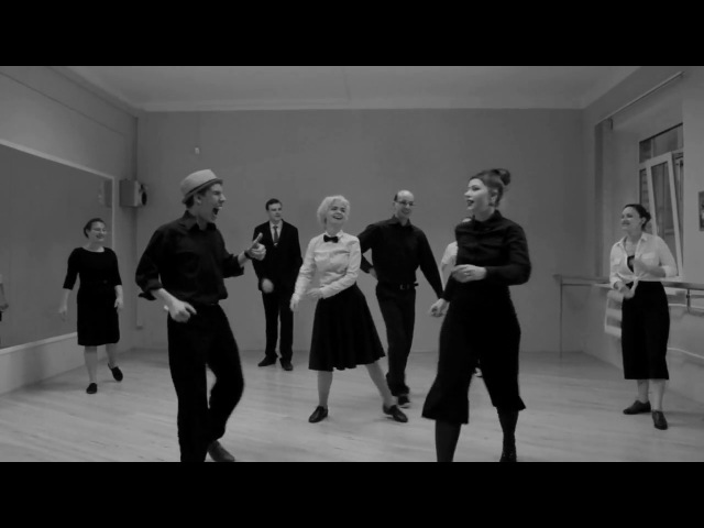 Lindy hop Solo Jazz by LINDY ROOM