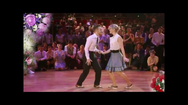 Как всё же красиво они танцуют YouTube Band ODESSA Целуй целуй Band ODESSA