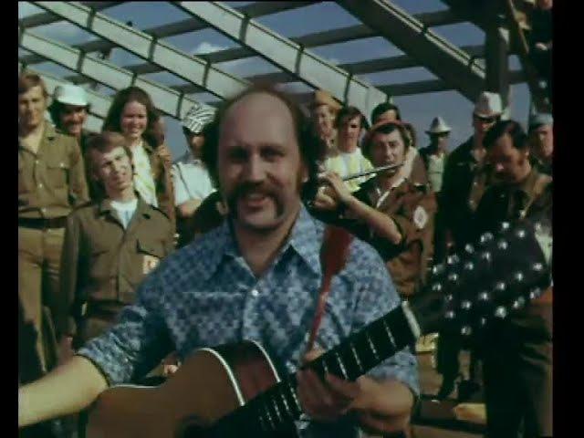 Песня Косил Ясь конюшину из х/ф Ясь и Янина. 1974 г.