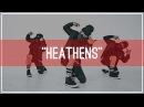 Twenty one pilots Heathens Choreography by Mike Song KINJAZ