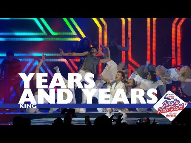 Years And Years - 'King' (Live At Capital's Jingle Bell Ball 2016) » Freewka.com - Смотреть онлайн в хорощем качестве