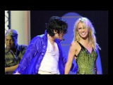 Michael Jackson &amp Britney Spears Duet - The Way You Make Me Feel (HD Remaster)