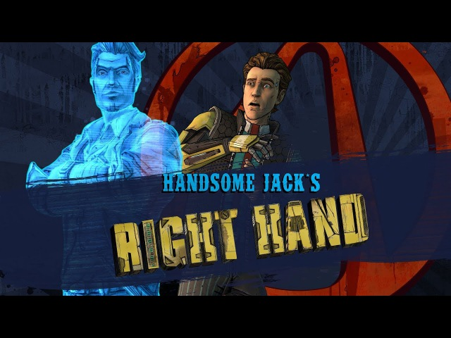 Handsome Jack's Right Hand [Tales from the Borderlands]