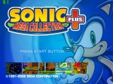 Sonic Mega Collection Plus Часть №001 Sonic 1 (Green Hill Zone)
