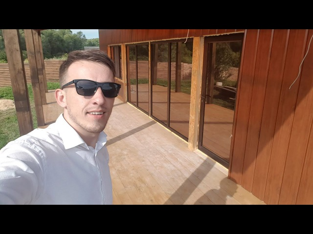 Дом, типа Ковчег, за 340 тысяч рублей своими руками. Проект в описании