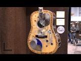 NAMM '17 - Martin Two Millionth Guitar, D-28 John Prine, D-28 Dwight Yoakam &amp CEO 8.2