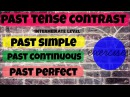 PAST TENSES - INTERMEDIATE LEVEL - PAST SIMPLE - PAST CONTINUOUS - PAST PERFECT EXERCISES