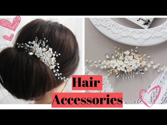 Wedding hair accessories Bridal Hair piece Hair comb Bridal Headband Hair Jewelry - BUY