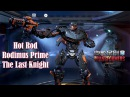 TRANSFORMERS Online - Hot Rod Rodimus Prime The Last Knight First Look Gameplay Skills vs Weapons