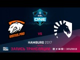 Virtus.pro G2A vs Liquid, ESL One Hamburg, game 1