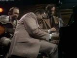 OSCAR PETERSON BARNEY KESSEL NHO PEDERSON Boogie Blues Study 1974