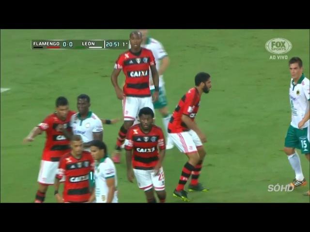 Todas eliminações do Flamengo na Libertadores 1982 2017