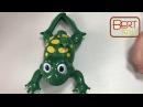 Плавающая лягушка Лягушонок Шустрик обзор