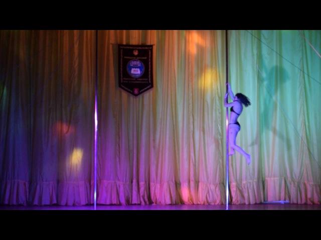 Грицко Ольга Сергіївна Ківі фітнес POLE DANCE Дорослі жіноча категорія аматори з 18 ...