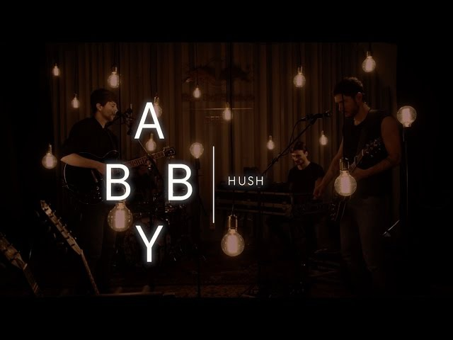 ABBY - Hush ( Holes in Heaven Sessions )