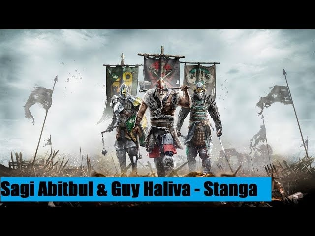 Sagi Abitbul Guy Haliva - Stanga (MM BALKAN REMIX 2017) [NCS Release] For Honor Trailer