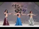 벨리댄스 2막 / 더 에스 벨리 무용단 - 문화가 흐르는 서울광장 - 2017 06 28