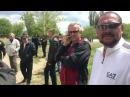 Сєпарошабаш на Одещині і візит ветеранів війни на Сході та активістів Одеси.