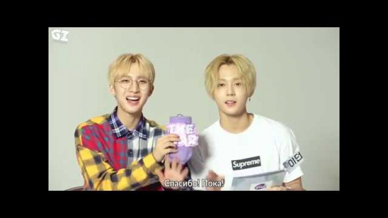 [RUS SUB][220617] Best Friends Interview - HuiE'Dawn (Pentagon)
