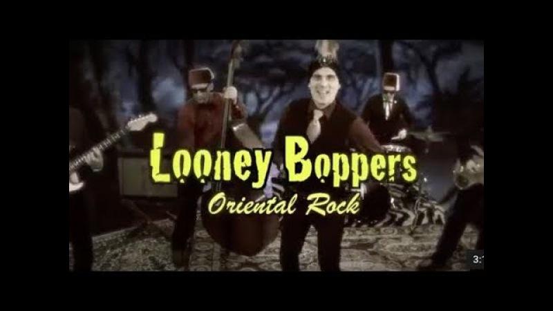 Looney Boppers - Oriental Rock