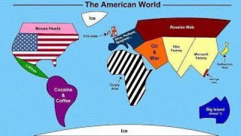 USA : Une géographie impérialiste