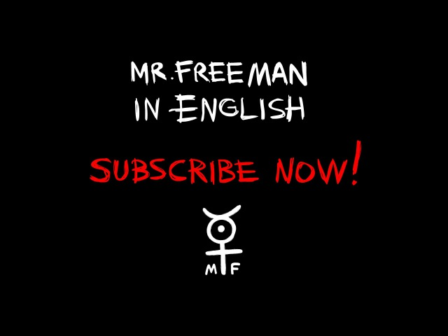 Subscribe Mr. Freeman's English Channel