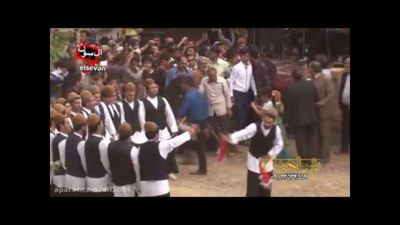 Halay Tutan Yar Güzel İran Halaç Türkleri Ekber Gulami