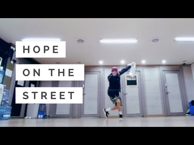 Hope on The Street || Freestyle by J-HOPE, JIMIN and V