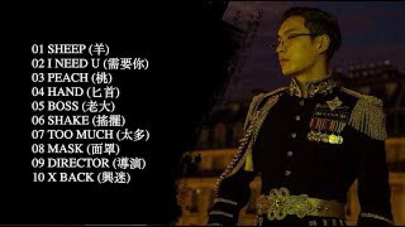 LAY (레이) second solo album LAY 02 SHEEP (FULL)