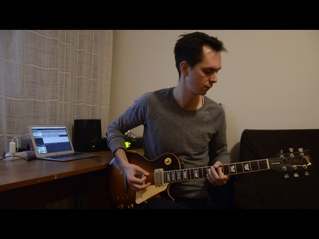 Luther Vandross – Never Too Much Guitar Playthrough