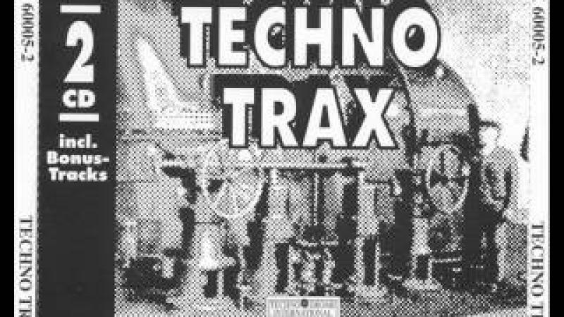 TECHNO TRAX VOL. 1 (I) Full Album (1991 HQ HD High Quality Germany Techno Trance House Mix)