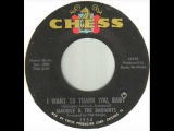 Maurice &amp The Radiants - I Want To Thank You Baby