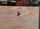 Surf no Rio Doce em Governador Valadares MG