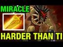 GAME HARDER THAN TI ! - MIRACLE- BLOODSEEKER RADIANCE - Dota 2