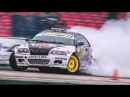 500 HP BMW E46 1JZ w/ Anti-Lag Drifting – Tomáš Bátory | HUNGARIAN DRIFT GP 2017