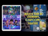 Puzzle Fighter Mobile Global Launch Trailer
