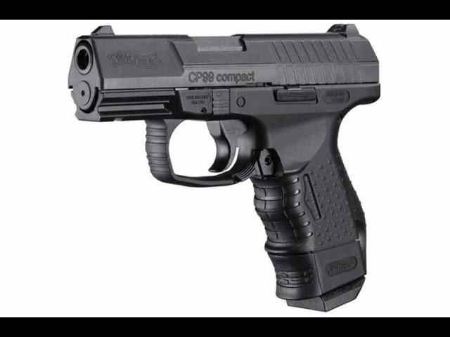 Walther cp99 compact. Обзор пневматического пистолета Walther cp99 от фирмы Umarex